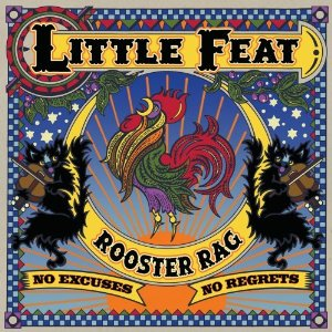 Little Feat Plays the Rooster Rag
